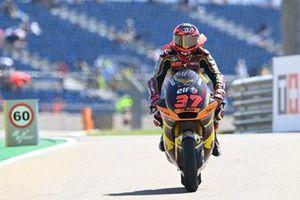 3. Augusto Fernandez, Marc VDS Racing Team