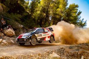Калле Рованпера, Йонне Халттунен, Toyota Gazoo Racing WRT Toyota Yaris WRC