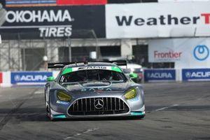 #26: O'Gara Motorsport/USRT Mercedes-AMG GT3, GTD: Steven Aghakhani, Jacob Eidson