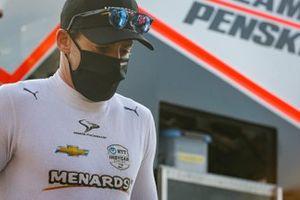 Simon Pagenaud, Equipo Penske Chevrolet