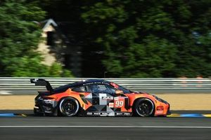 #99 Proton Competition Porsche 911 RSR - 19 LMGTE Am de Harry Tincknell, Florian Latorre, Vutthikorn Inthraphuvasak