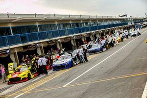 GT Sprint Race em Curitiba