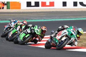 Leandro Mercado, MIE Racing Honda Team, Isaac Vinales, Orelac Racing Verdnatura