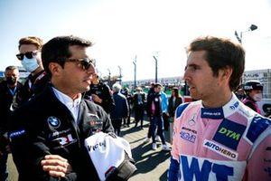 Bruno Spengler, Daniel Juncadella, Mercedes-AMG Team GruppeM Racing