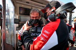 Pascal Vasselon, directeur technique du Toyota Gazoo Racing