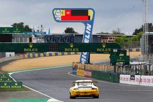 #49 Porsche 996 GT3-R: Lars Rolner