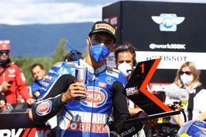 Polesitter Toprak Razgatlioglu, PATA Yamaha WorldSBK Team