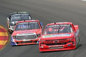 Chad Chastain, Niece Motorsports, Chevrolet Silverado Protect Your Melon Buckle Up, Danny Bohn, On Point Motorsports, Toyota Tundra North American Motor Car