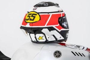 Andrea Locatelli, PATA Yamaha WorldSBK Team helmet