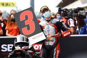 Niki Tuuli, MV Agusta Corse Clienti takes third in qualifying