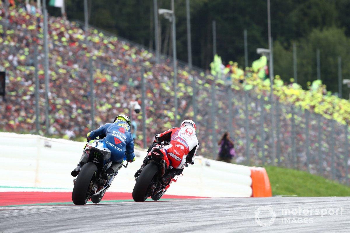Johann Zarco, Pramac Racing Joan Mir, Team Suzuki MotoGP