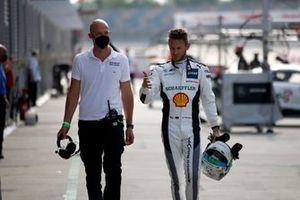 Marco Wittmann, Walkenhorst Motorsport with his engineer