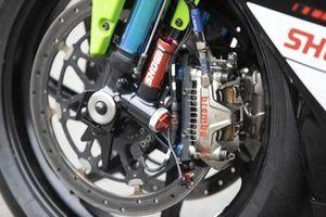 Les freins Brembo sur la moto de, Jonathan Rea, Kawasaki Racing Team WorldSBK