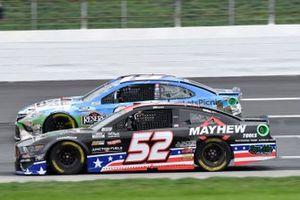 Martin Truex Jr., Joe Gibbs Racing, Toyota Camry Resers Fine Foods #LetsPicnic, Josh Bilicki, Rick Ware Racing, Ford Mustang