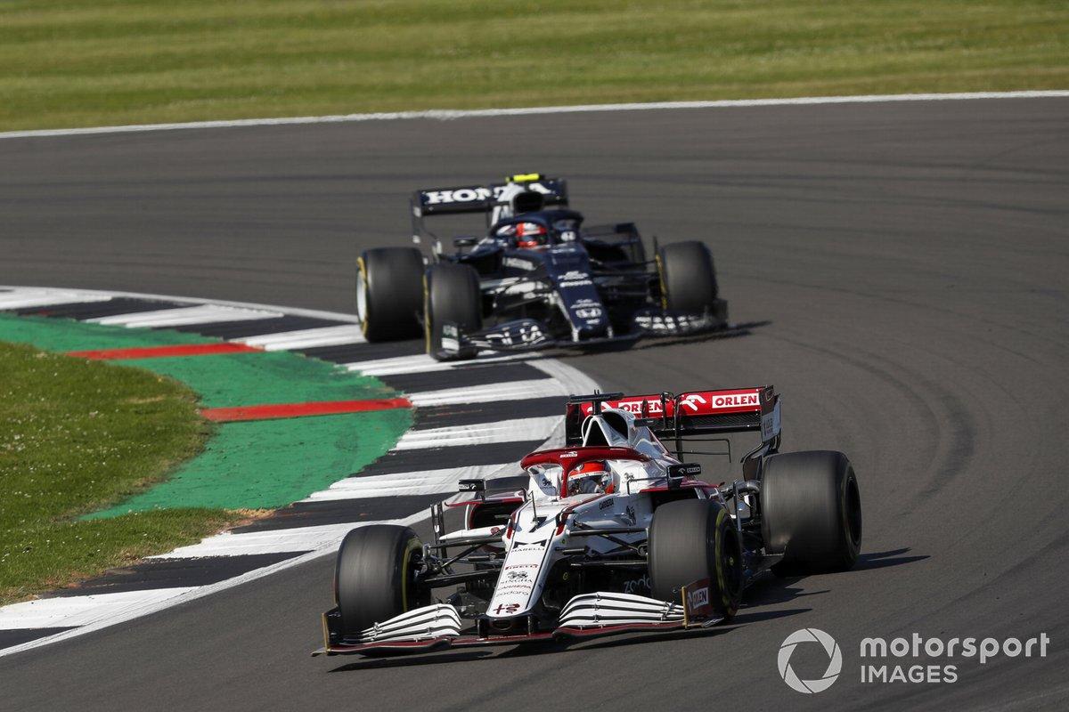 Kimi Raikkonen, Alfa Romeo Racing: 5 puan