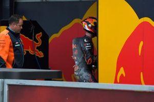 Pol Espargaro, Red Bull KTM Factory Racing después de la caída