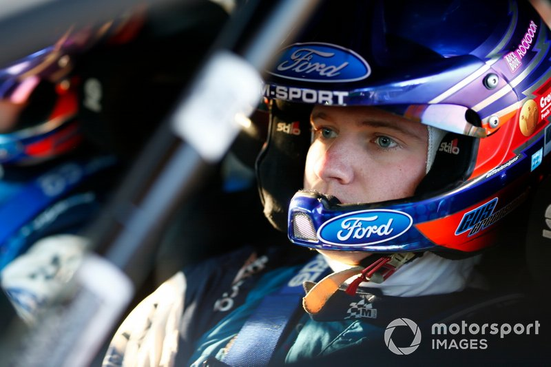 Gus Greensmith, M-Sport Ford WRT