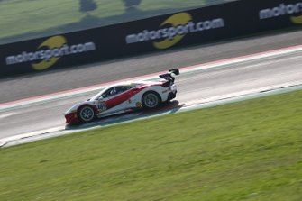 #489 Ferrari 488 Challenge, Greypaul Birmingham: Alex Moss