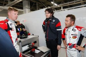 Johan Kristoffersson, SLR Volkswagen Volkswagen Golf GTI TCR, Benjamin Leuchter, SLR Volkswagen Volkswagen Golf GTI TCR