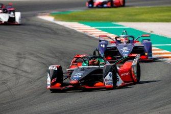 Daniel Abt, Audi Sport ABT Schaeffler, Audi e-tron FE06 Robin Frijns, Envision Virgin Racing, Audi e-tron FE06