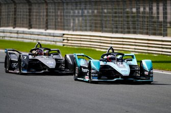 Mitch Evans, Jaguar Racing, Jaguar I-Type 4 Nico Müller, Dragon Racing, Penske EV-4