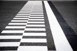 Start/finish line detail