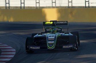 Logan Sargeant, Carlin Buzz Racing.