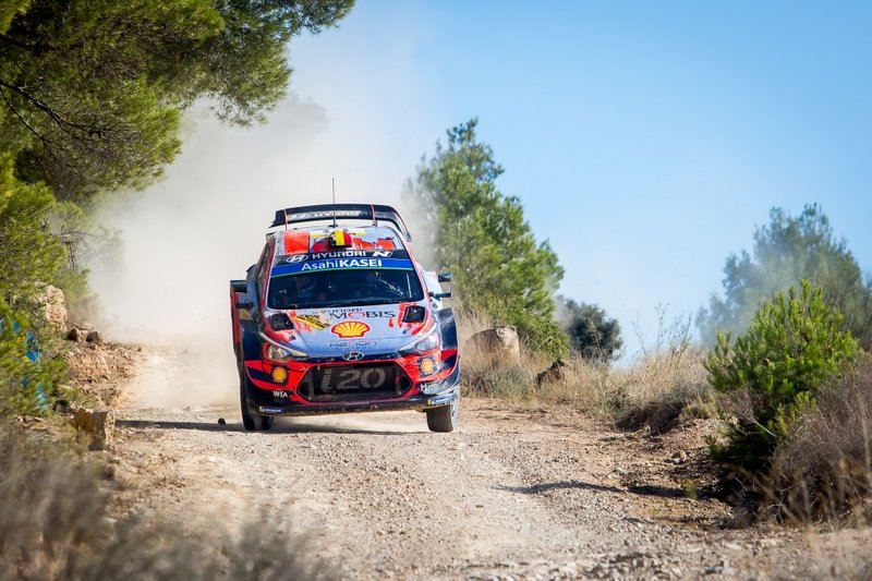 Rallye de Catalogne