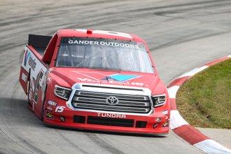 Tanner Gray, DGR-Crosley, Toyota Tundra Valvoline / Durst