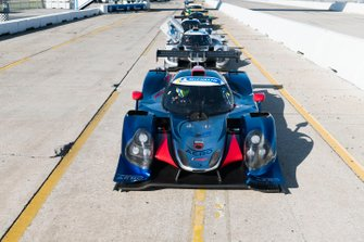#26 K2R Motorsports Ligier JS P3: James McGuire, Matthew Bell, Tyne Kay van Berlo