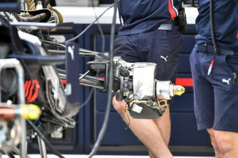 Rear brakes of Red Bull Racing RB15