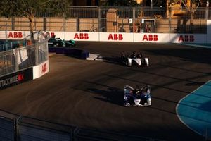 Alexander Sims, BMW I Andretti Motorsports, BMW iFE.20 Andre Lotterer, Porsche, Porsche 99x Electric, James Calado, Jaguar Racing, Jaguar I-Type 4