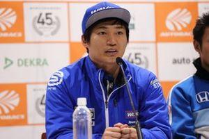 Kazuya Oshima, #6 WAKO'S 4CR LC500