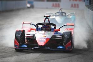 Pascal Wehrlein, Mahindra Racing, M6Electro bloque ses roues