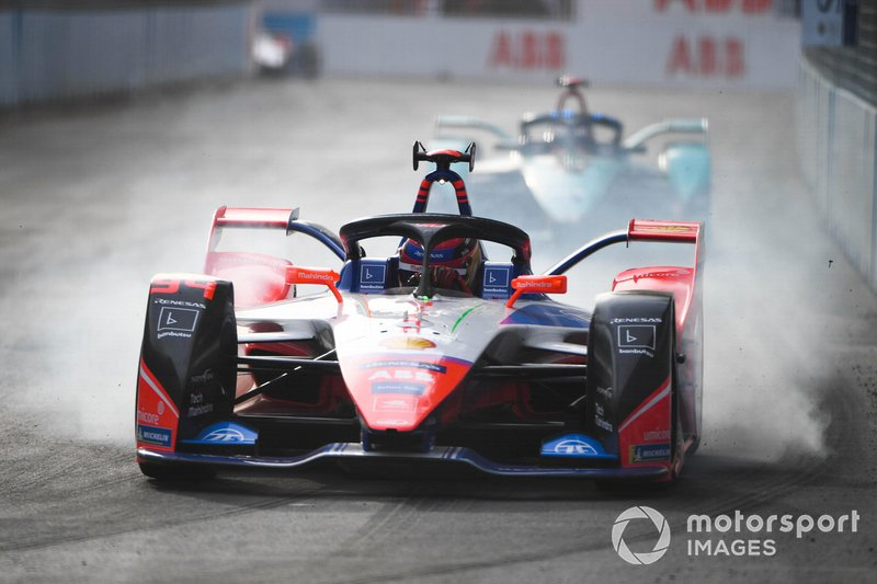 Паскаль Верляйн, Mahindra Racing