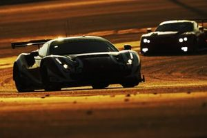 Бонами Граймс, Джонни Моулем и Чарльз Холлингс, Red River Sport, Ferrari 488 GTE Evo (№62)