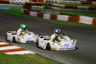 Kart 91 da Matrix Racing foi o segundo colocado nas 500 Milhas de Kart