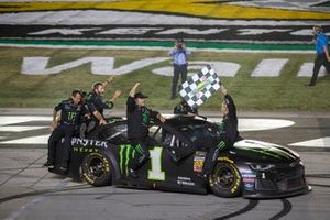 Kurt Busch's first Cup win with Ganassi this season at Kentucky