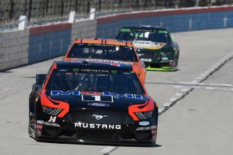 Clint Bowyer, Stewart-Haas Racing, Ford Mustang Mobil 1 / Rush Truck Centers, Corey LaJoie, Go FAS Racing, Ford Mustang Schluter Systems, Kevin Harvick, Stewart-Haas Racing, Ford Mustang Busch Beer / Ducks Unlimited