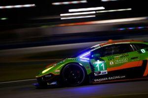 #11 GRT Grasser Racing Team Lamborghini Huracan GT3, GTD: Richard Heistand, Steijn Schothorst, Albert Costa, Franck Perera