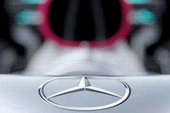 Mercedes livery