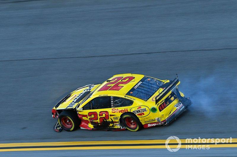 Джоуи Логано, Team Penske, Ford Mustang Shell Pennzoil