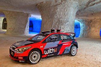 Umberto Scandola, Guido D'Amore, Hyundai i20 R5 New Generation Evo