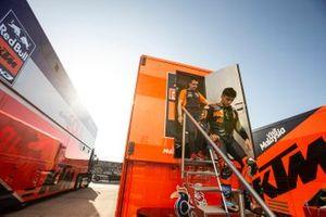 Хорхе Мартин, Red Bull KTM Ajo