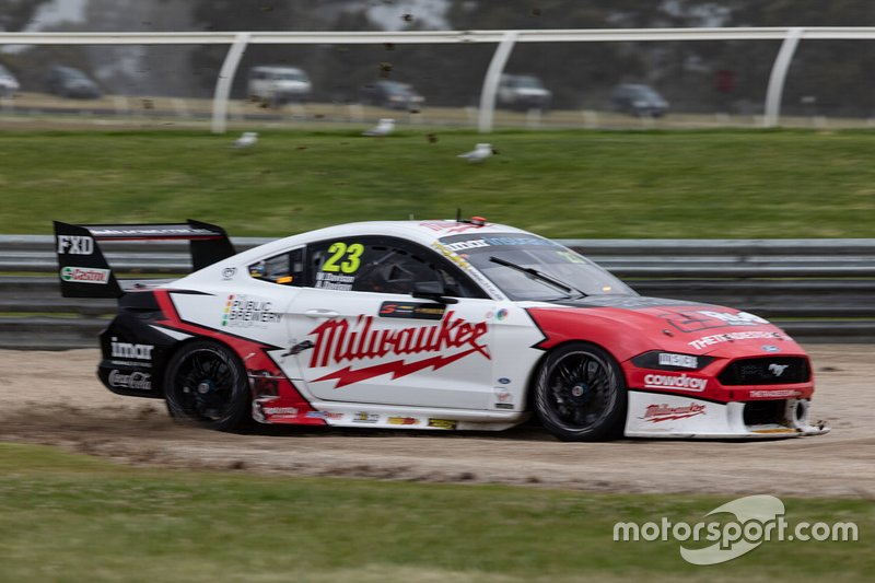 Will Davison, Alex Davison, 23Red Racing Ford