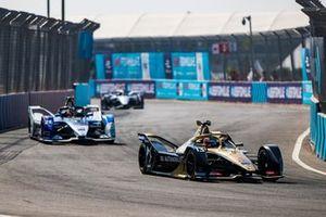Antonio Felix da Costa, DS Techeetah, DS E-Tense FE20, Maximilian Günther, BMW I Andretti Motorsports, BMW iFE.20