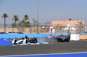 Andre Lotterer, Porsche, Porsche 99x Electric, Nyck De Vries, Mercedes Benz EQ, EQ Silver Arrow 01
