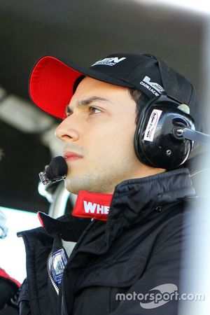 #31 Whelen Engineering Racing Cadillac DPi: Pipo Derani