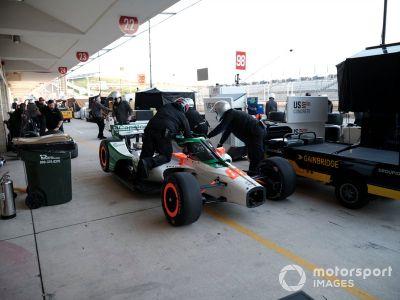 Testy IndyCar