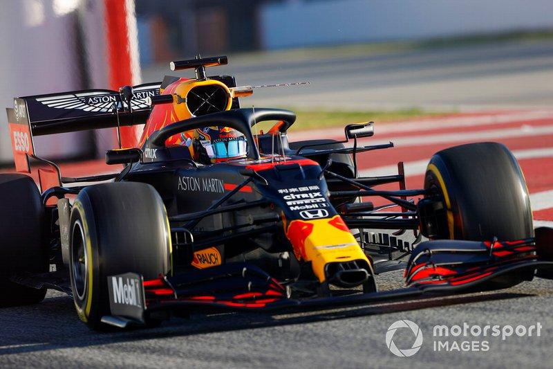 Алекс Элбон, Red Bull Racing